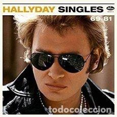 CDs de Música: HALLYDAY SINGLES 64-81 - JOHNNY HALLYDAY - CD. Lote 211161347