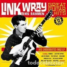 CDs de Música: GREAT GUITAR HITS (HIS UNDE... - RAYMEN, THE, LINK WRAY - 1 CD. Lote 211164717
