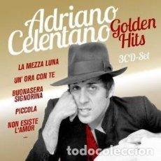 CDs de Música: GOLDEN HITS - ADRIANO CELENTANO - 3 CD. Lote 211166716