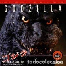 CDs de Música: GODZILLA VOLUME TWO 1984-1995 - VV.AA. - 1 CD. Lote 211166837