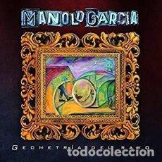 CDs de Música: GEOMETRÍA DEL RAYO (DIGIBO... - MANOLO GARCÍA - 1 CD + 1 CD-SINGLE. Lote 211168199