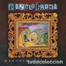 CDs de Música: GEOMETRÍA DEL RAYO (DIGIBOOK) - MANOLO GARCÍA - 1 CD. Lote 211168341