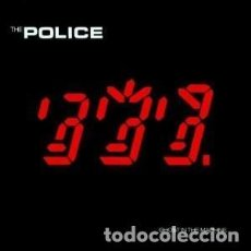 CDs de Música: GHOST IN THE MACHINE - POLICE, THE - 1 CD. Lote 211169121