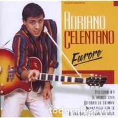 CDs de Música: FURORE - ADRIANO CELENTANO - 1 CD. Lote 211169522