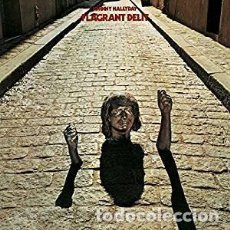 CDs de Música: FLAGRANT DELIT - JOHNNY HALLYDAY - CD. Lote 211175781