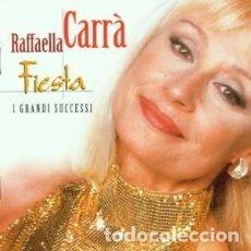 CDs de Música: FIESTA. I GRANDI SUCCESSI - RAFFAELLA CARRÀ - 1 CD. Lote 211176626