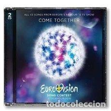 CDs de Música: EUROVISION SONG CONTEST STO... - VV.AA. - 2 CD. Lote 211179896