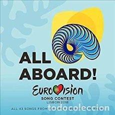 CDs de Música: EUROVISION SONG CONTEST LIS... - VV.AA. - 2 CD. Lote 211180279