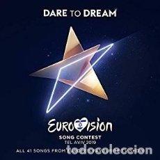 CDs de Música: EUROVISION SONG CONTEST TEL... - VV.AA. - 2 CD. Lote 211180537