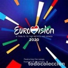 CDs de Música: EUROVISION 2020. A TRIBUTE ... - VV.AA. - CD. Lote 211180547