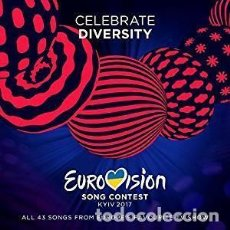 CDs de Música: EUROVISION SONG CONTEST KYI... - VV.AA. - 2 CD. Lote 211182031