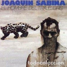 CDs de Música: EL HOMBRE DEL TRAJE GRIS - JOAQUÍN SABINA - 1 CD. Lote 211186419