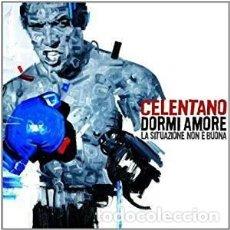 CDs de Música: DORMI AMORE LA SITUAZIONE N... - ADRIANO CELENTANO - 1 CD. Lote 211190681