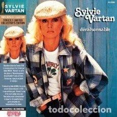 CDs de Música: DÉRAISONNABLE (BONUS TRACKS) - SYLVIE VARTAN - 1 CD. Lote 211194942