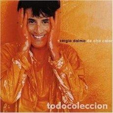 CDs de Música: DE OTRO COLOR - SERGIO DALMA - 1 CD. Lote 211197201