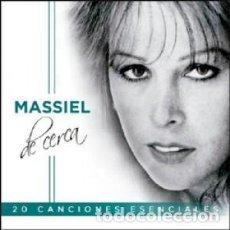 CDs de Música: DE CERCA - MASSIEL - 1 CD. Lote 211198496