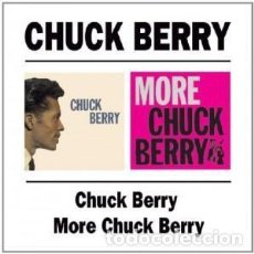 CDs de Música: CHUCK BERRY + MORE CHUCK BERRY - CHUCK BERRY - 1 CD. Lote 211210101
