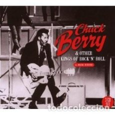 CDs de Música: CHUCK BERRY & OTHER KINGS O... - CHUCK BERRY - 3 CD. Lote 211210181