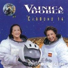 CDs de Música: CARBONO 14 - VAINICA DOBLE - 1 CD. Lote 211214117