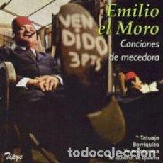 CDs de Música: CANCIONES DE MECEDORA - EMILIO EL MORO - 1 CD. Lote 211215681