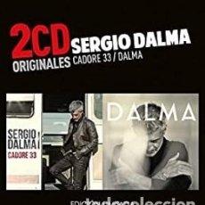 CDs de Música: CADORE 33 / DALMA (2CD ORIG... - SERGIO DALMA - CD. Lote 211216582