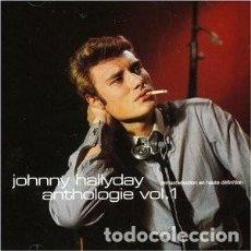 CDs de Música: ANTHOLOGIE VOL. 1 - JOHNNY HALLYDAY - CD. Lote 211236777