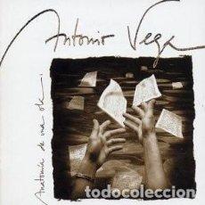 CDs de Música: ANATOMÍA DE UNA OLA - ANTONIO VEGA - 1 CD. Lote 211240506