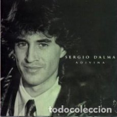 CDs de Música: ADIVINA - SERGIO DALMA - 1 CD. Lote 211245594
