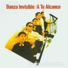 CDs de Música: A TU ALCANCE - DANZA INVISIBLE - 1 CD. Lote 211246247
