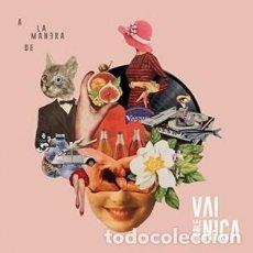 CDs de Música: A LA MANERA DE VAINICA DOBLE - VAINICA DOBLE - VV.AA.. Lote 211246495