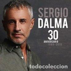 CDs de Música: 30 ANIVERSARIO (1989-2019) - SERGIO DALMA - CD. Lote 211249585