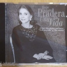 CDs de Música: MARIA DOLORES PRADERA (TODA UNA VIDA) CD 1994. Lote 211272530