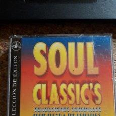 CDs de Música: SOUL CLASSIC'S , GRABACIONES ORIGINALES , 2XCD , PERFECTO ESTADO. Lote 211277209