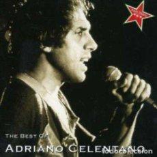 CDs de Música: ADRIANO CELENTANO - THE BEST OF ADRIANO CELENTANO (CD NUEVO). Lote 211279450