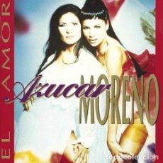 CDs de Música: AZUCAR MORENO - EL AMOR (CD NUEVO). Lote 211284322
