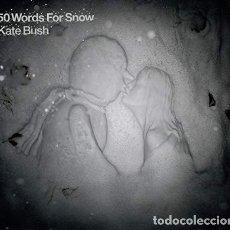 CDs de Música: BUSH KATE - 50 WORDS FOR SNOW (CD NUEVO). Lote 211292072