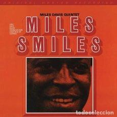 CDs de Música: MILES DAVIS (1926-1991) - MILES SMILES ( (CD NUEVO). Lote 211340122