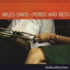 CDs de Música: MILES DAVIS (1926-1991) - PORGY AND BESS (CD NUEVO). Lote 211341377