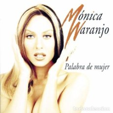 CDs de Música: MONICA NARANJO - PALABRA DE MUJER (CD NUEVO). Lote 211342266