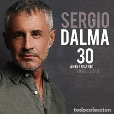 CDs de Música: SERGIO DALMA - 30 ANIVERSARIO (CD NUEVO). Lote 211360459