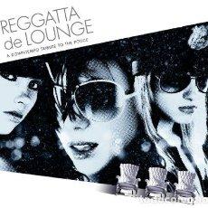 CDs de Música: VARIOUS ARTISTS - REGGATTA DE LOUNGE - A DOWNTEMPO TRIBUTE TO THE POLICE (CD NUEVO). Lote 211378476