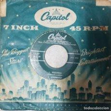 CDs de Música: NAT KING COLE - EP EDICIÓN ESPAÑOLA - CON CARÁTULA CAPITOL INGLESA - 1980. Lote 211387787