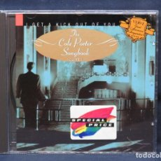 CDs de Música: VARIOS – I GET A KICK OUT OF YOU - THE COLE PORTER SONGBOOK VOLUME II - CD. Lote 211388621