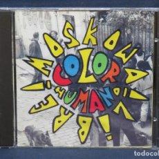 CDs de Música: COLOR HUMANO – MOSKOWA LIBRE - CD. Lote 211416474