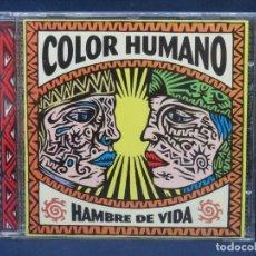 CDs de Música: COLOR HUMANO – HAMBRE DE VIDA - CD. Lote 211416635