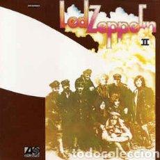 CDs de Música: CD ALBUM , LED ZEPPELIN , II. Lote 211422230