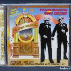 CDs de Música: FRANK SINATRA / BING CROSBY - THE CHRISTMAS SONG - CD. Lote 211422700