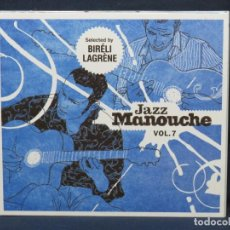CDs de Música: VARIOS ‎– JAZZ MANOUCHE VOL. 7 - CD. Lote 211423397