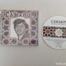 CDs de Música: CAMARON VENTA VARGAS CD. Lote 211431089