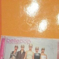 CDs de Música: G-14 CD MUSICA BELLEPOP CHICAS AL PODER CD + DVD EDICION LIMITADA 2003 POPSTARS REMIXES VIDEOCLIP MA. Lote 211438531